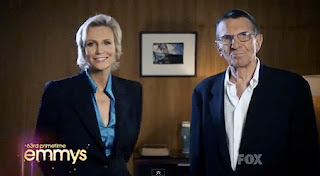 UPenn and Kabir Akhtar and Jane Lynch and Leonard Nimoy and Emmys