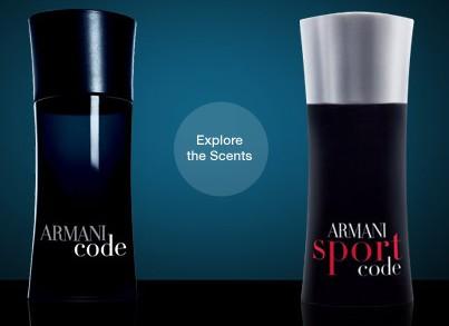 Amostra Gratis Perfume Giorgio Armani