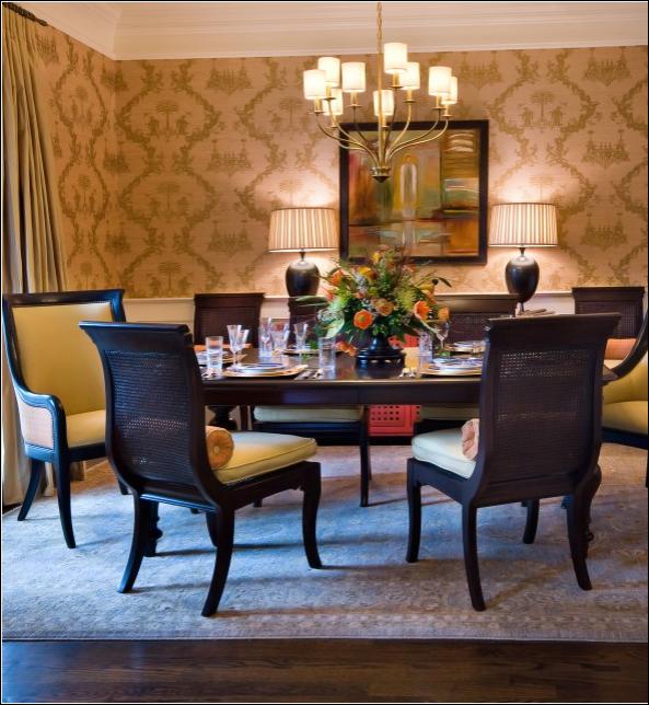 Asian Dining Room Design IdeasRoom Design Inspirations