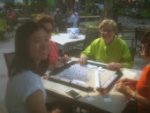 Mahjongg at the Central Queens Y