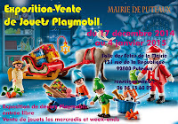 Expo-Vente Playmobil Mairie de Puteaux