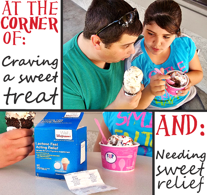 Lactose Intollerance Supplement #WellAtWalgreens #Shop #Cbias