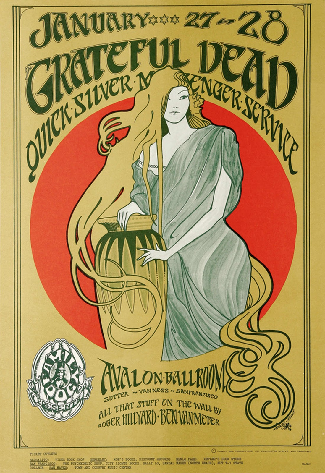 Vintage Concert Posters, Rock Photography, Apparel, and