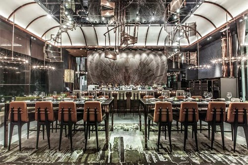 Ammo restaurant in Hong Kong | Manufacturers Outdoor Furniture