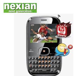 Harga HP Nexian Terbaru 2012