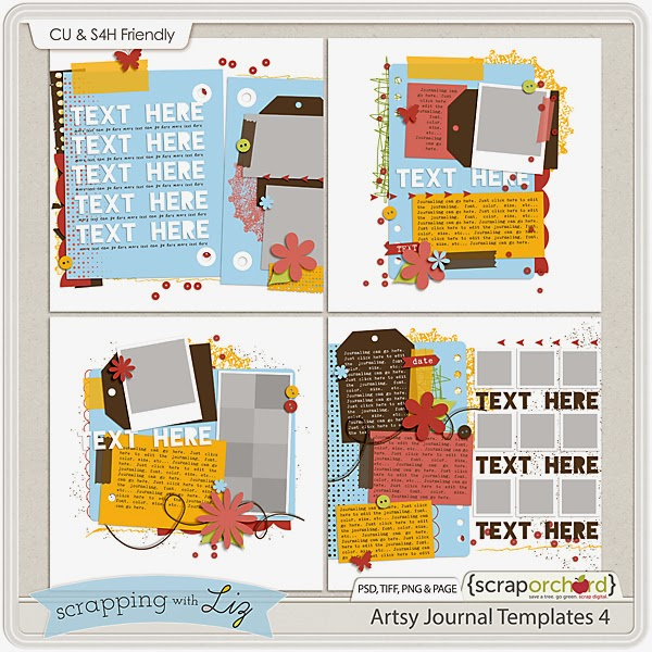 http://scraporchard.com/market/Artsy-Journal-4-Digital-Scrapbook-Templates.html