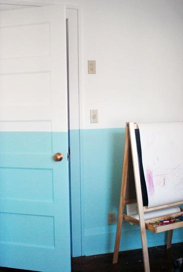e tu...di che colore vuoi dipingere le pareti? - architettura e ... - Idee Pittura Murale Per La Camera Dei Bambini