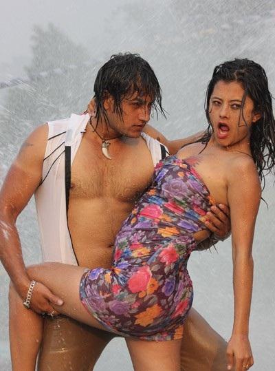 Nepali Actor And Model Sushma Karki Hot Sey Watery Sof Movie