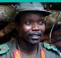 Joseph Kony pendiri Lord's Resistance Army (LRA)
