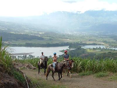Excursiones a caballo en Costa Rica