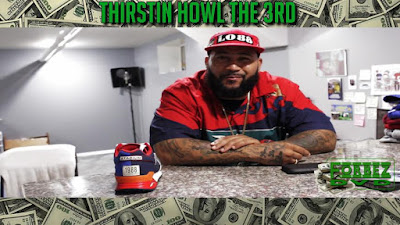 Thirstin Howl The 3rd: I Put Out 30 Albums, Sean Price Death + More / www.hiphopondeck.com