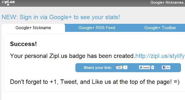 Zipl.us completion