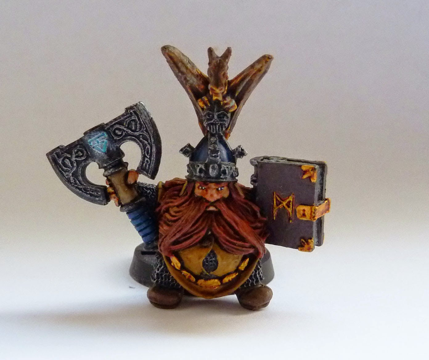 Thorgrim Grudgebearer sans Throne of Power