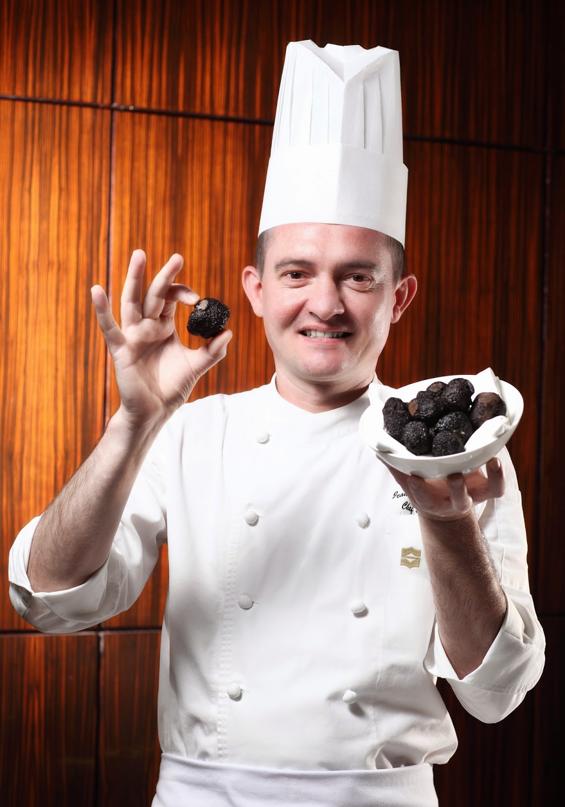 Black truffle month at lafite shangri la hotel kuala for Cuisine jean philippe