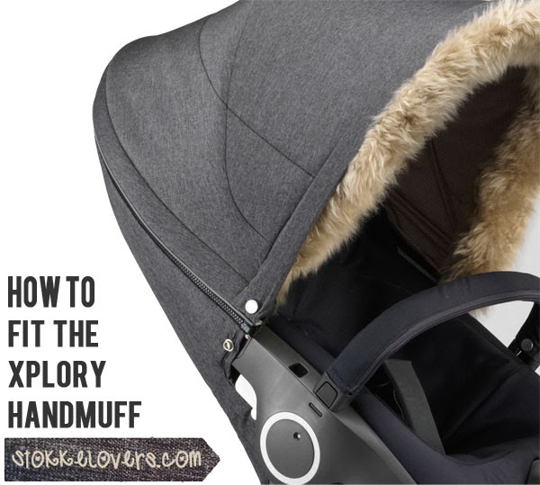 How to fit the xplory handmuff