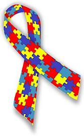 Setembro, mês do Autismo.   Click no símbolo e saiba mais!