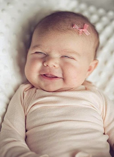 Une Photo bébé mignon