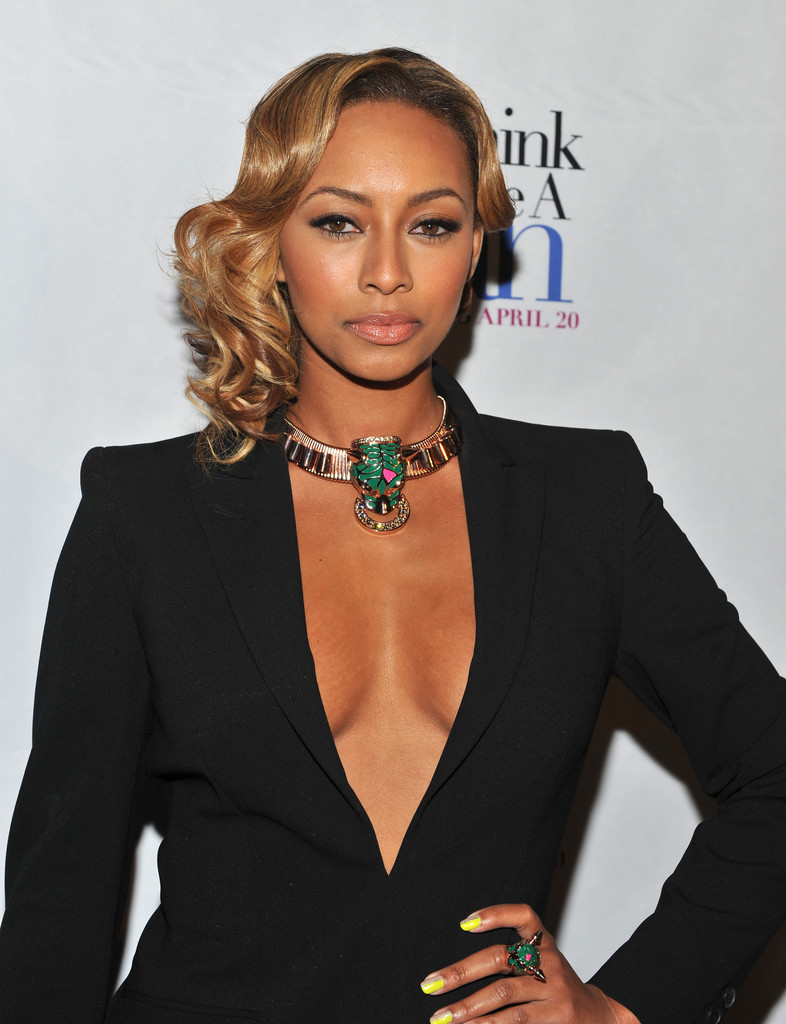 "Keri Lynn Hilson Photos at ""Think Like A Man"" Screening in New York"