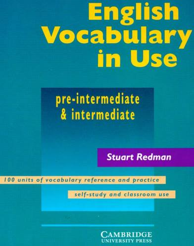 Download English Vocabulary In Use Pre Intermediate And Intermediate