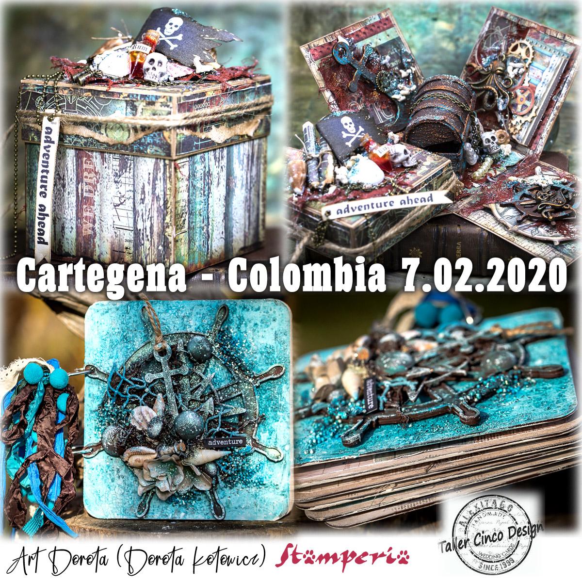 Cartagena 8-9.02.2020