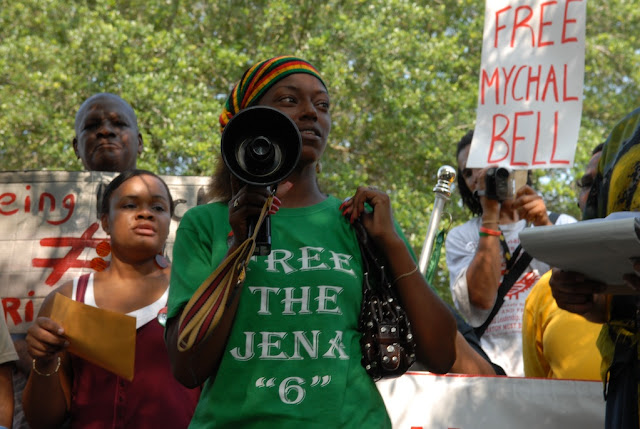 racial struggle in the town of jena louisiana This is jena, louisiana, a town located in lasalle parish this well-known racist  environment, where african americans have found their daily.
