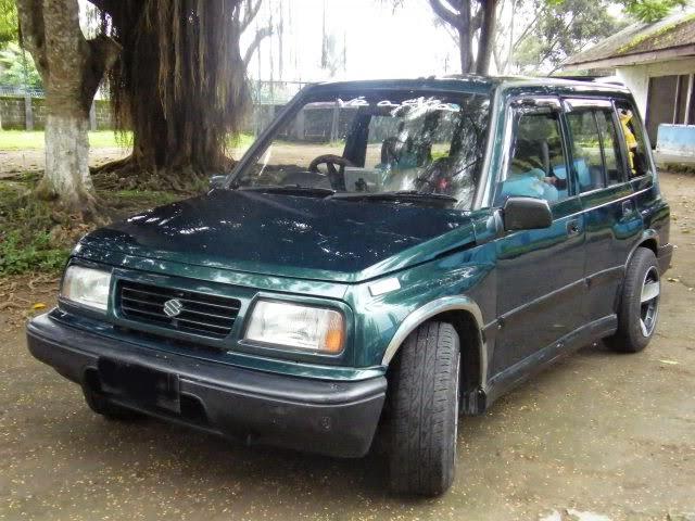 modifikasi mobil escudo jlx