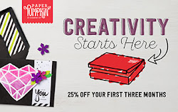 PAPER PUMPKIN - SAVE 25%