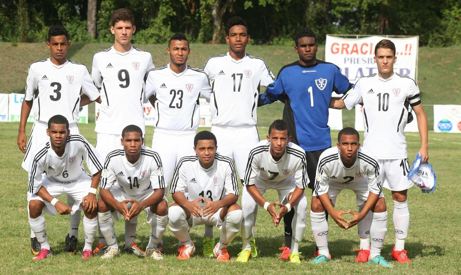 República Dominicana Clasifica Final Copa del Caribe Sub 20