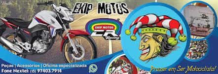 EKIP MOTOS Salto de Pirapora