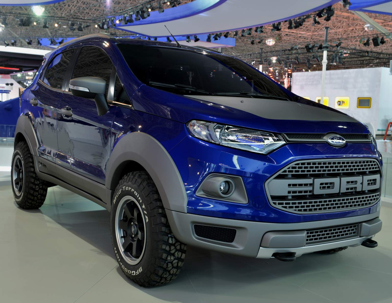 ford philippines ecosport 2016 specs price release date redesign. Black Bedroom Furniture Sets. Home Design Ideas