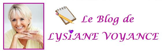 LE BLOG DE LYSIANE