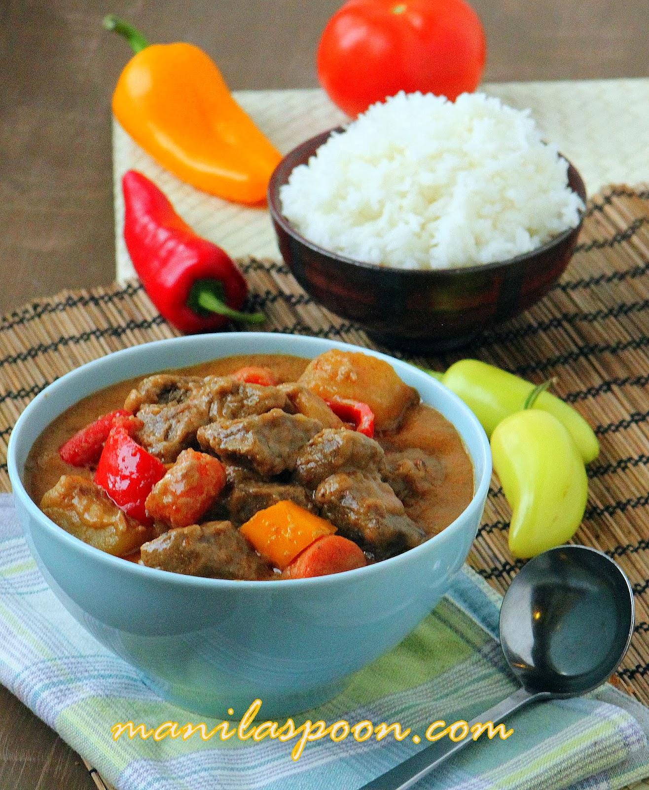 Coconut Beef Stew Recipes — Dishmaps