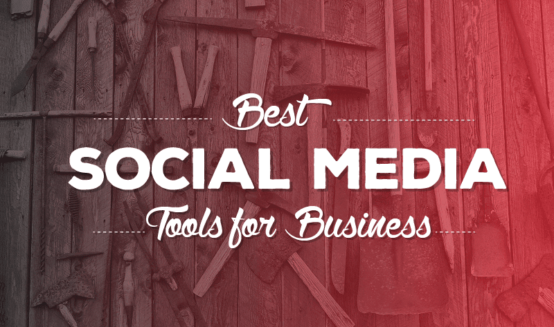 Tweeting, Pinning, Liking, Plussing, Sharing: 50+ Best Social Media Marketing Tools