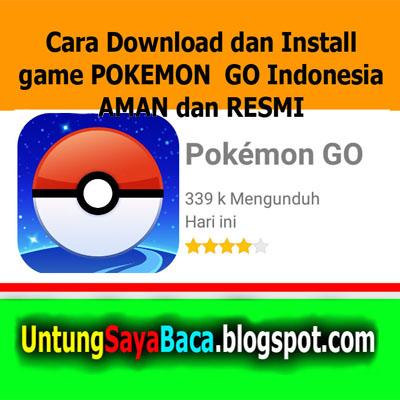 Yuk Coba game Pokemon Go