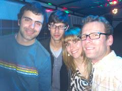 Dj Zugo, P.Jorge, Sara & Dj MC