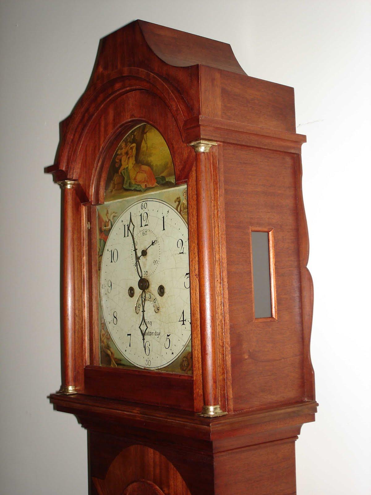Build Grandfather Clock Www Topsimages Com