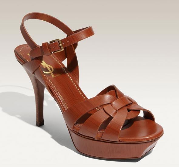 Tinseltown Style Shoe Fetish Yves Saint Laurent Tribute