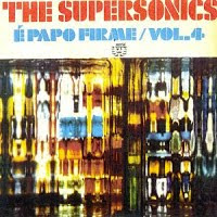 THE SUPERSONIC LP(EVERYBODY TALKIN)