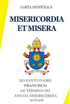 Carta Apostólica misericórdia e paz!