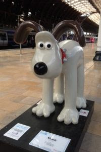 Gromit (side view)