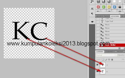 Cara Membuat Logo Dengan Photoshop - kumpulankoleksi2013.blogspot.com