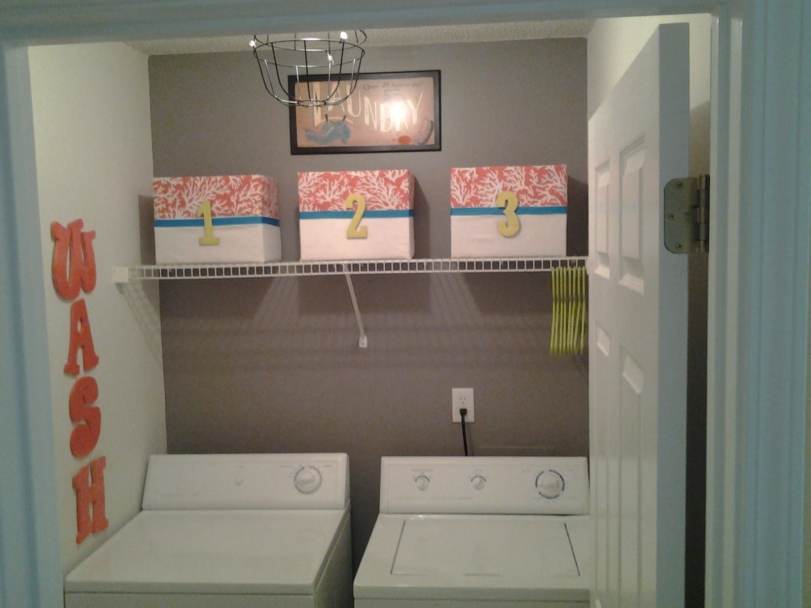 SONG THAT DOESN'T END: Laundry Room REVEAL!