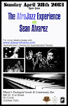 Sunday 4/28: The AfroJazz Experience @ Maria&#39;s