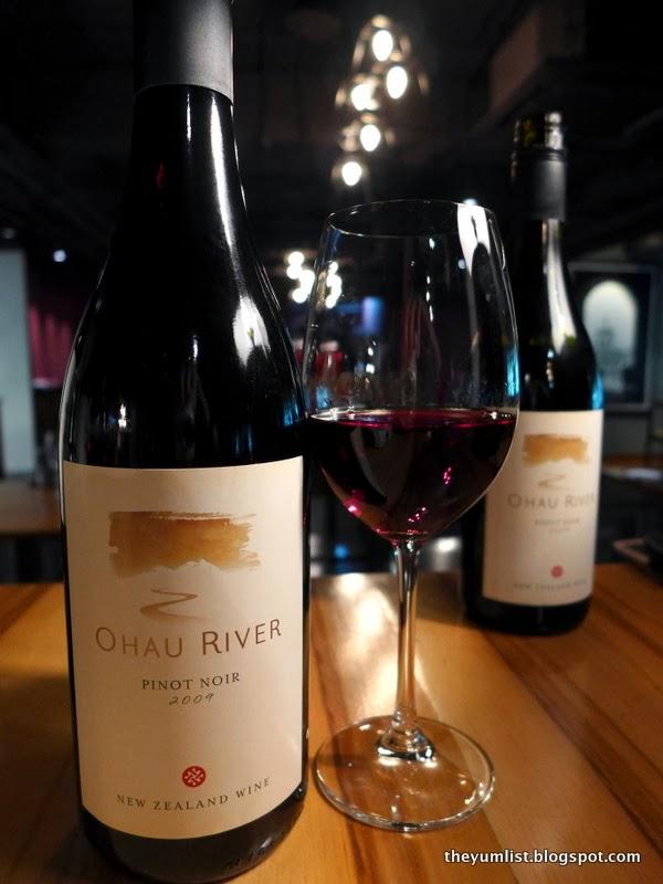 Grill 582, Wine Program, Best Western Premier Dua Sentral