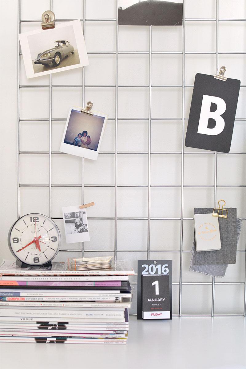 memo board DIY