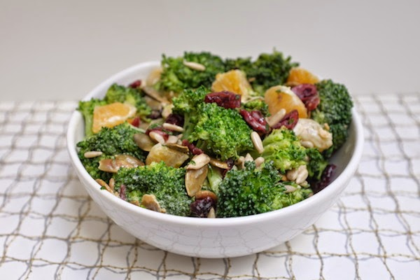 Broccoli Crunch Recipe