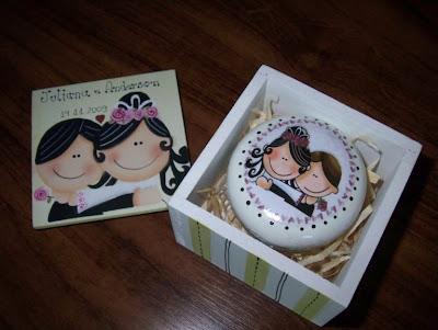 Lembrancinhas para festa de casamento