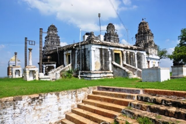 Shree Kalyana Maragatheeswarar Temple