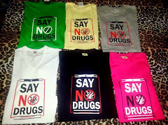 JOIN THE MOVEMENT AGAINST DRUGS...GET YOUR OWN! ORDER NOW! FOR TSHS 18,000/= ONLY!!!!!!!!!!!!!