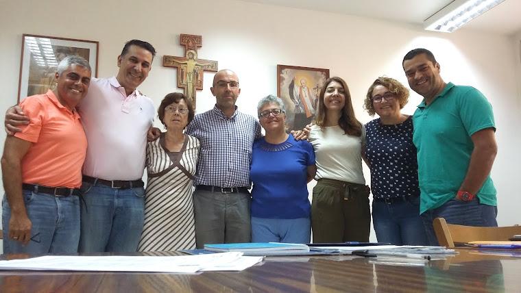 MIEMBROS DE A.C.G. DE LA DIÓCESIS DE CANARIAS